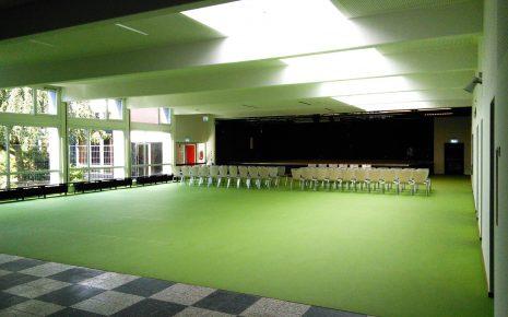Mensaerweitung und Sanierung Pausenhalle Grundschule Bonhoefferstraße